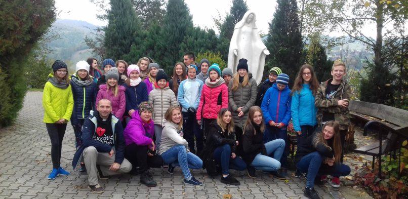 Wycieczka dla młodzieży w Pieniny