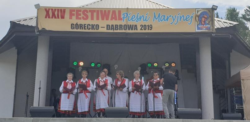 XXIV Festiwal Pieśni Maryjnej