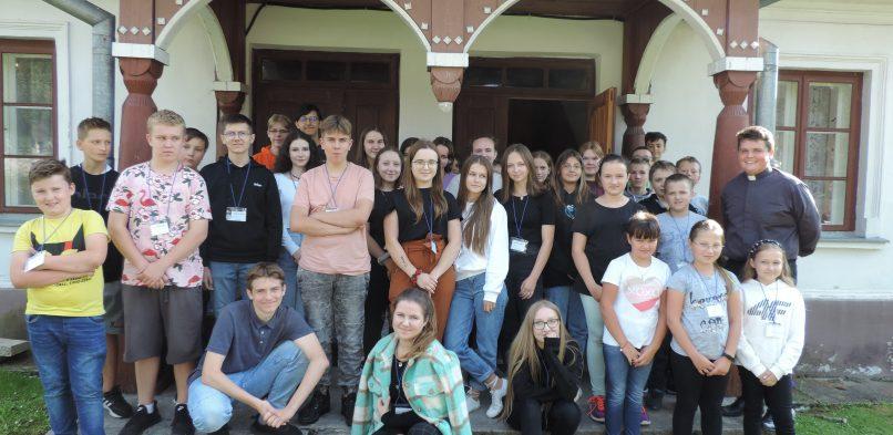 Rekolekcje dla młodzieży naszej parafii